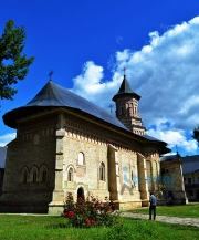 Painted Monasteries from Bucovina Romania 11