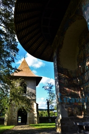 Painted Monasteries from Bucovina Romania 13