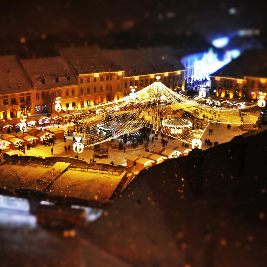 Christmas Markets in Transylvania & Bucharest - PRIVATE TOUR in 4 days