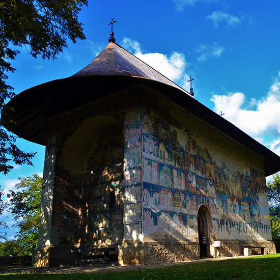 Transylvania and Bucovina in 4 days | Painted Monasteries