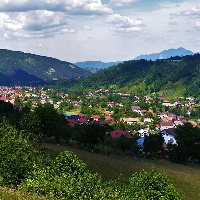Fall in Love with the special region of Transylvania - PRIVATE TOUR in 3 days