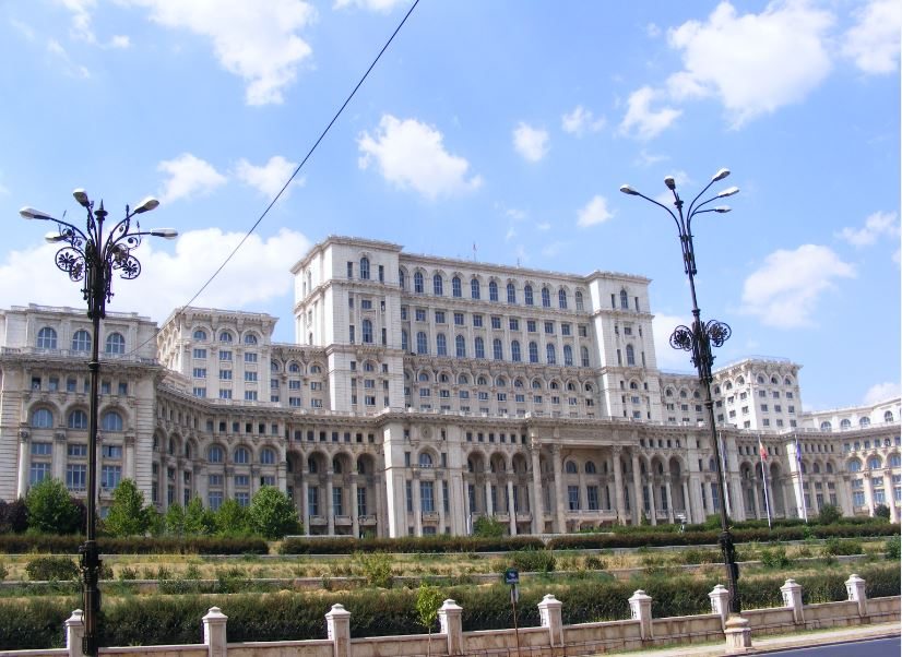 Bucharest - the capital of Romania