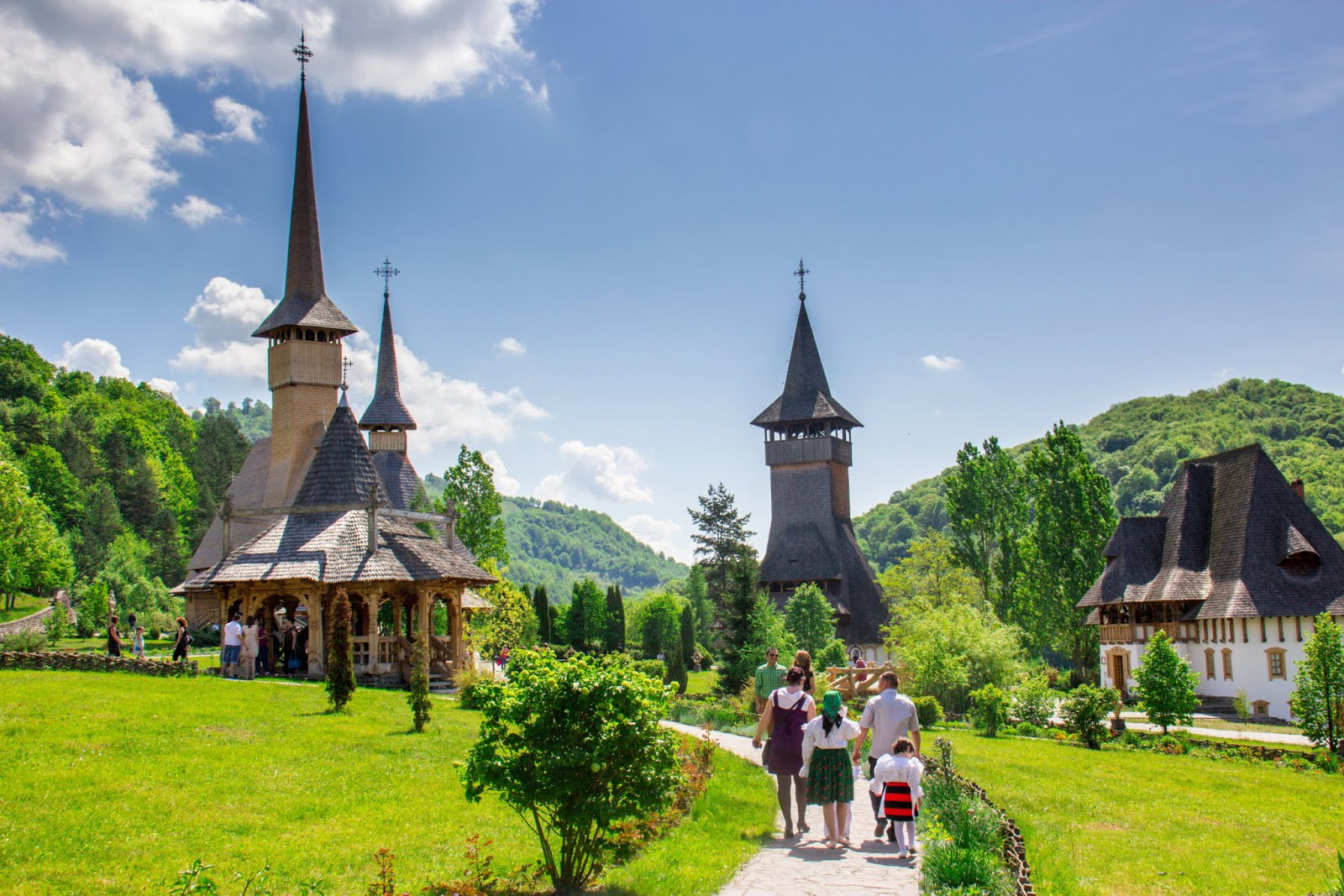 Maramures - a region with still living traditions