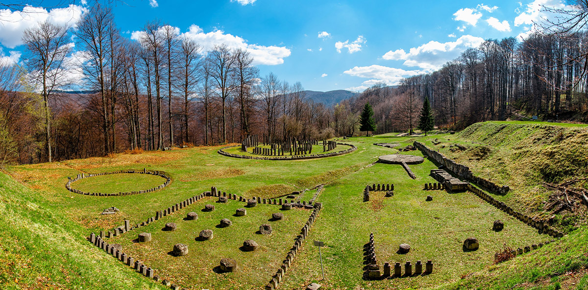Sarmisegetusa Regia - two millennium history included in UNESCO