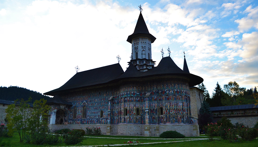 Bucovina - the holy region of Romania