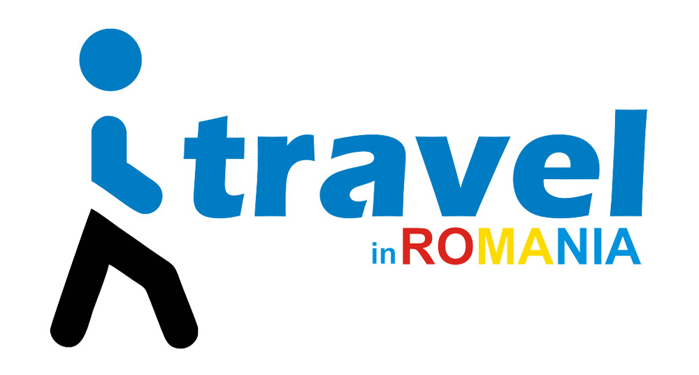 Logo I Travel in Romania