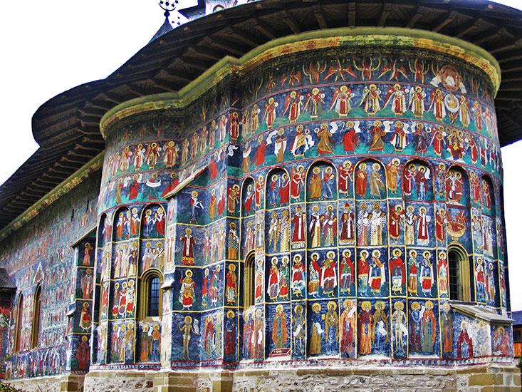 Αποτέλεσμα εικόνας για Bukovina romania monasteries
